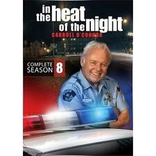 In The Heat of the Night Complete Season 8 The Final Season