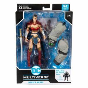 DC Multiverse Action Figure 18 cm Build Figure Bane