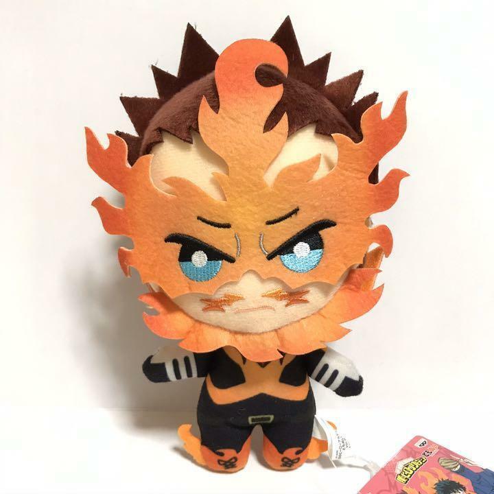 My Hero Academia BANPRESTO Tomonui Plush doll Midoriya Izuku 15cm toy 31