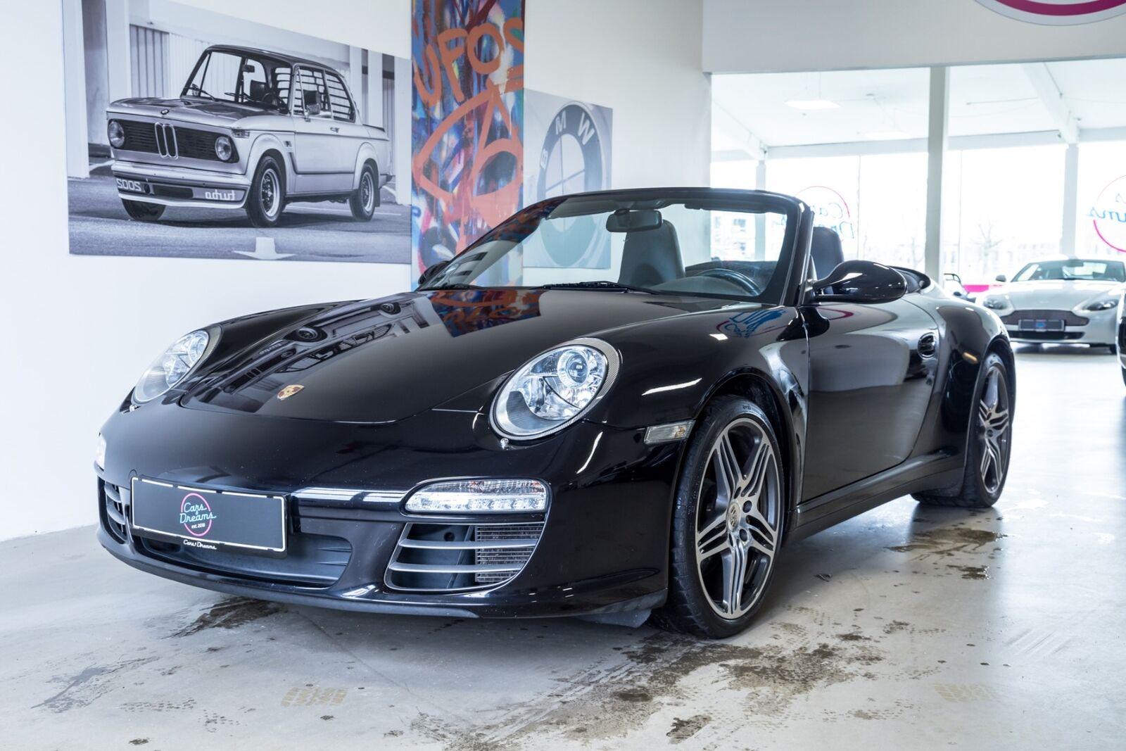 Porsche 911 Carrera 4S 3,8 Cabriolet PDK 2d - 2.955 kr.