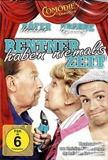 RENTNER HABEN NIEMALS ZEIT - Herbert Köfer & Ingeborg Krabbe DVD Komödie Dresden