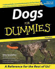 Dogs For Dummies by Gina Spadafori (Paperback, 2000)