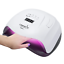 80W-UV-LED-Nail-Lamp-Canvalite-Professional-Gel-Lamp-UV-Smart-Auto-Sensing-Nail miniatuur 1