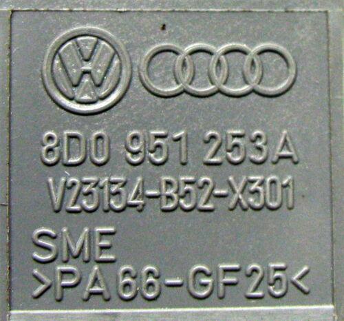 Audi original Relais Nr 373 8D0951253A Steuerrelais VW