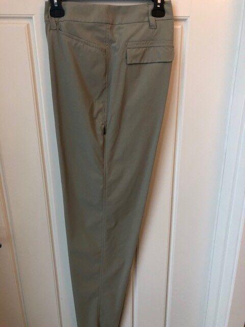 Ladies Tilley Travel Pant, Khaki, Stretch, Size 14