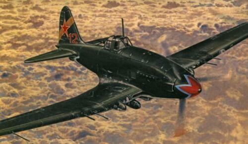 "Smer 1//72 Ilyushin Il-10 Mod.1947 /""Beast/"" Avia B-33 # 72900"