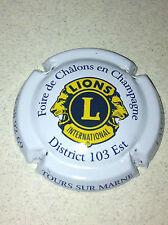 Capsule de champagne LAMIABLE (47. LIONS Club 103 est)
