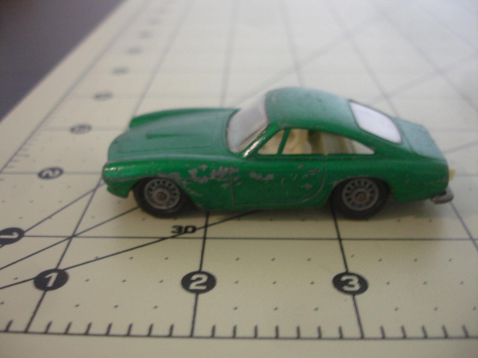 Old Vtg Diecast Matchbox Ferrari Berlinetta Toy Car Made In England