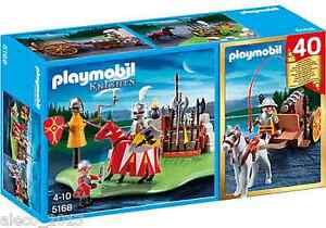 Playmobil-Medieval-Caballeros-Set-5168-Knights-Edicion-Limitada-Aniversario