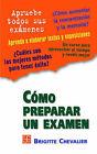 Como Preparar un Examen by Brigitte Chevalier (Paperback / softback, 2000)