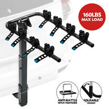 Thule 956 Parkway 4-Bike Hitch Mount Rack 2-Inch Receiver