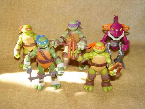 ** scegliere il proprio ** Nickelodeon TMNT TEENAGE MUTANT NINJA TURTLES ACTION FIGURE