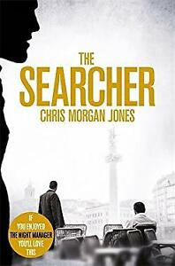 The Searcher The Ben Webster Spy Series Book 3 Paperback Chris Morgan Jones