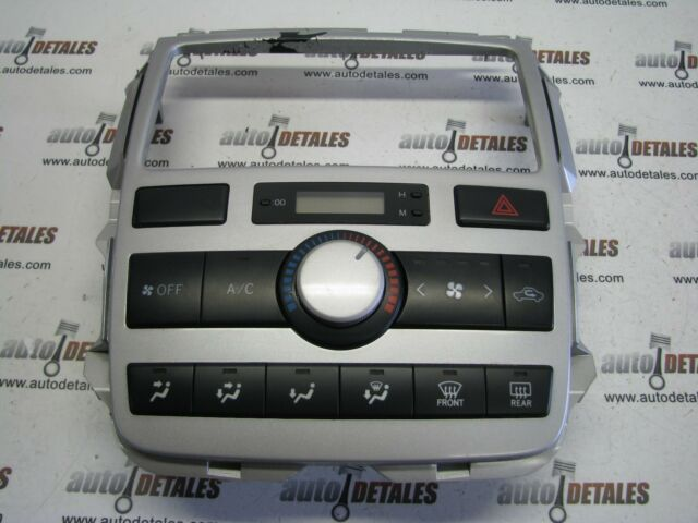 Toyota Avensis Verso Climate Heater A/C Control Unit 55900-44250 used 2002