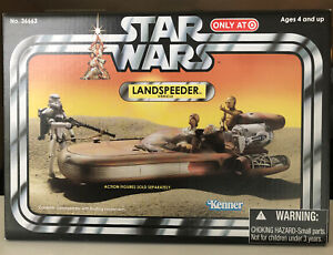 STAR-WARS-Landspeeder-Vehicle-Target-Exclusive-No-36663