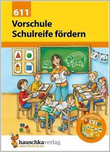 NEU-Ubungsheft-fuer-Kinder-ab-5-Jahren-Vorschule-Fit-fuer-die-1-Klasse
