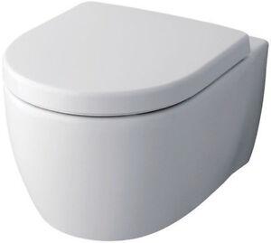 keramag icon tiefsp ler wc toilette sp lrandlos verdeckte befestigung rimless ebay. Black Bedroom Furniture Sets. Home Design Ideas