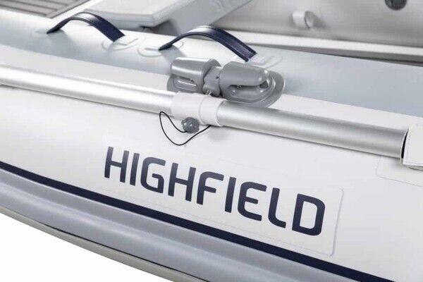 Gummibåd, Highfield CL 360, hypalon