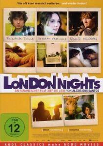 Deborah-Francois-Londra-NIGHTS-DVD-NUOVO-Deborah-Francois