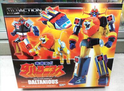Action Toys 04 Unicron Artstorm Daltanious 15cm Mini  Action Figure Robot