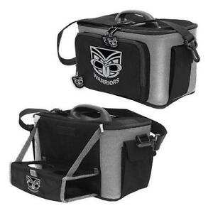 Cronulla Sharks NRL Insulated Cooler Bag with Drinks Tray Lunch BBQ Picnic Gift