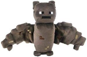 "Minecraft Overworld BAT ~ 7"" mini-peluche série MARRON, 4.2 in (environ 10.67 cm)"