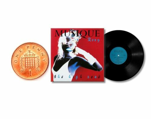 1//12th in miniatura non giocabili LP registrare ALBUM-Roxy Music-vari titoli