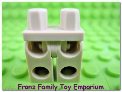 LEGO Tan LEGS and Hip Indiana Jones Star Wars Harry Potter Minifig Body Part