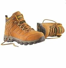 5c3b72461ae DEWALT Pro-lite Comfort Safety BOOTS Brown Size 12 for sale online ...