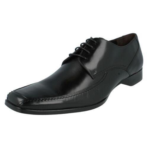 1369 Leather Black Shoes Mens Loake Formal wZP8q6WI