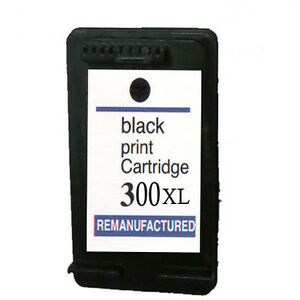 Non-OEM-Replace-For-HP-300XL-300-Black-Printer-Ink-Cartridge