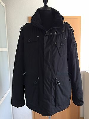 Super Wellensteyn Pacifica Jacke Winterjacke Funktionsjacke Kapuze Gr. XXL Top!