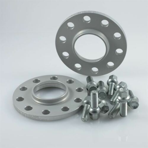 20mm//Achse+Radschrauben//-bolzen H/&R Spurverbreiterung auch für Audi RS3 Typ 8P