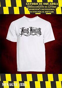 T-Shirt MAGLIETTA Noyz Narcos rap HIP HOP trap Musica Music Italiano Italia Uomo