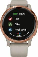 Artikelbild Garmin Venu Sand-Rosegold Smartwatch Sportuhr OVP *NEU*