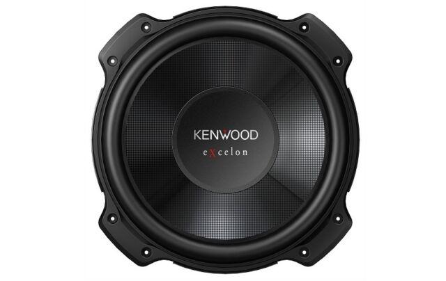 """KENWOOD EXCELON KFC-XW120 4 OHMS 12"""""""