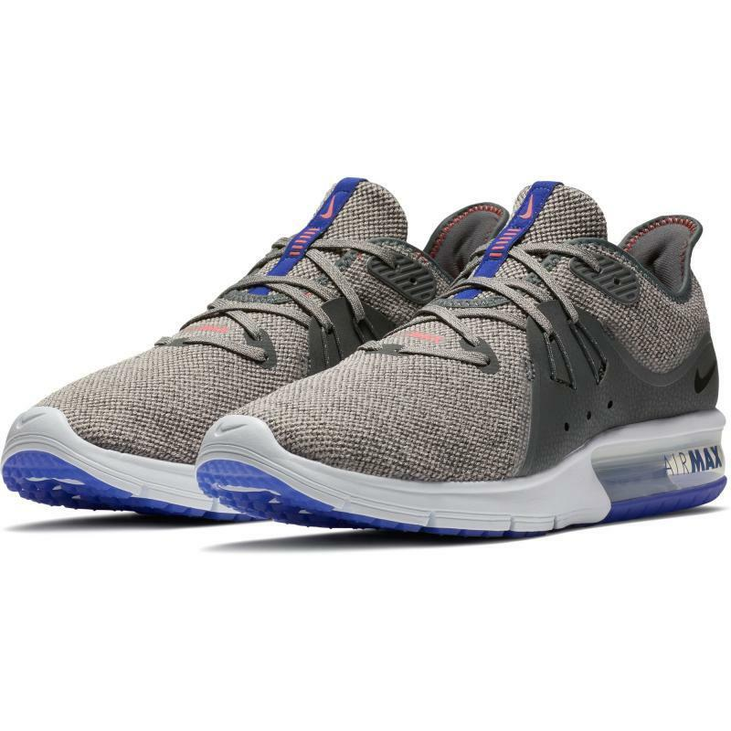 Nike Men Air Max Sequent 3 Traning Running Shoes Grey 921694-013 US7-11 04' The most popular shoes for men and women