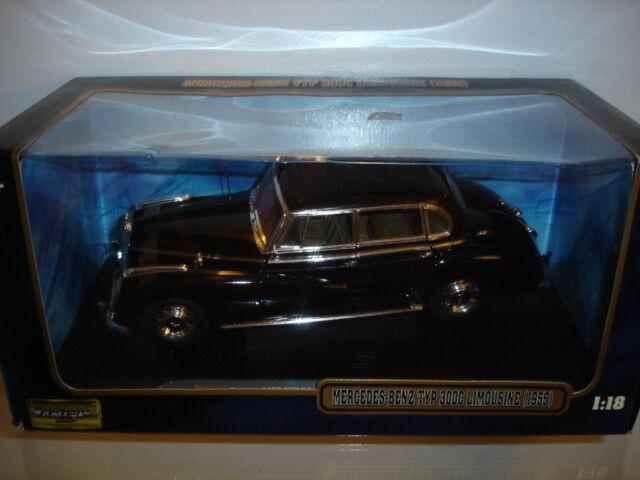 Ricko Mercedes-Benz Typ 300C Limousine 1955 1 18