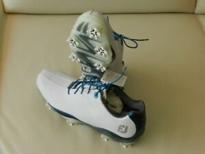 Footjoy-DNA-Herren-Golfschuhe-Gr-42-UK-8-waterproof-UVP-200