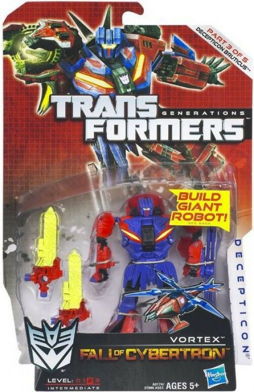Transformers Generations Fall of Cybertron Vortex Deluxe Action Figure