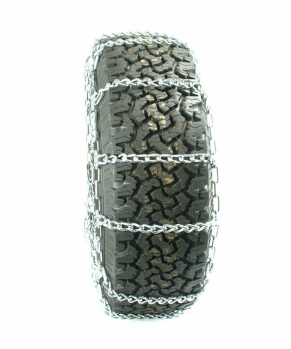 Titan Truck Link Tire Chains CAM On Road Snow//Ice 5.5mm 235//70-15