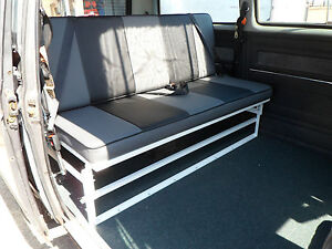 VW-T25-Full-Width-Untested-Rock-amp-Roll-Campervan-Bed-Seat