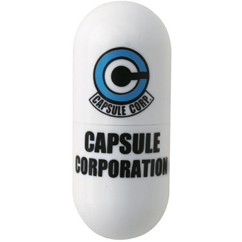 Dragon Ball Super Capsule Corporation Capsule Replica Pen from Japan F//S