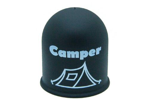 Schutzkappe Anhängerkupplung Blickfang Campingplatz Glamping Zelt Tent PKW KRAD
