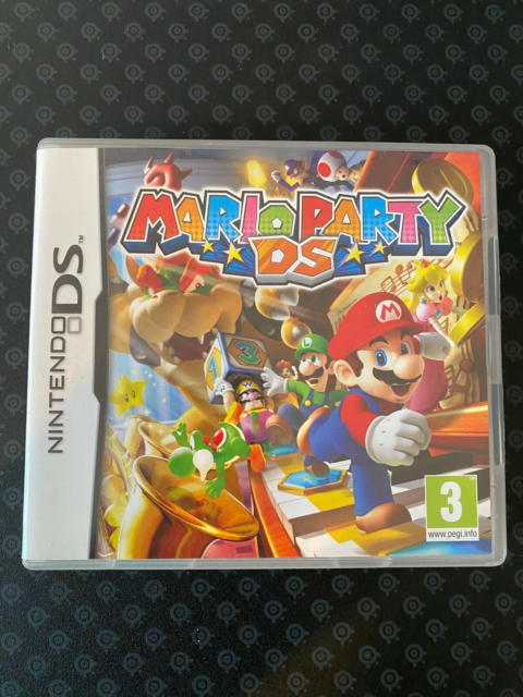 Mario Party DS, Nintendo DS, Mario Party DS til Nintendo DS…