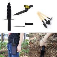 Us Outdoor Garden Sport Serrated Edge Shovel Digger Tools Detecting Cutting