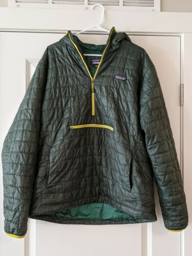 Patagonia nano puff hoody Jacket Man's XL