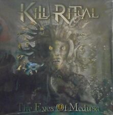 KILL RITUAL - Eyes Of Medusa ~ VINYL LP GERMAN PRESS SEALED