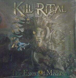 KILL RITUAL - Eyes Of Medusa ~ VINYL LP GERMAN PRESS SEALED