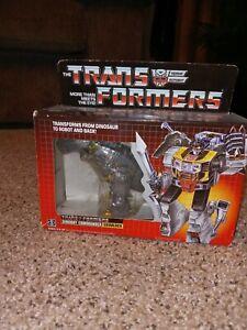 Vintage G1 Transformers Action Figure DINOBOT  GRIMLOCK HASBRO 100%  complete